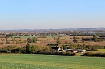 Views towards Stewarby