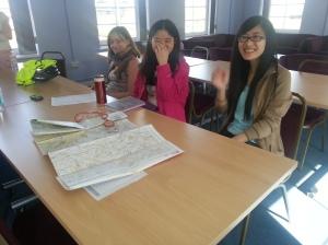 Navigation class. CSA. April 2012.