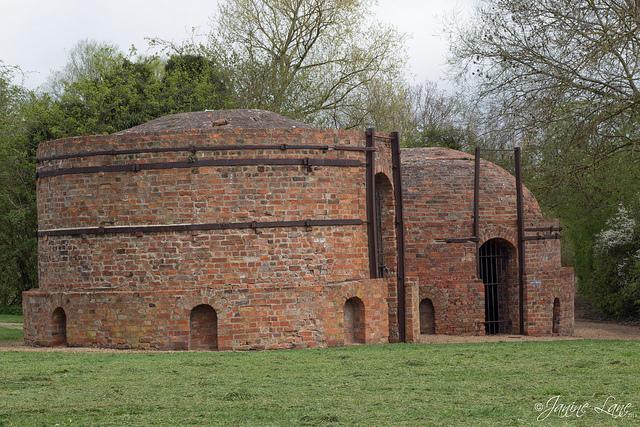 Small Brick Kilns. Milton Keynes.