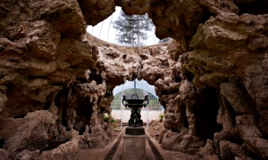 Swiss Garden Grotto, Shuttleworth Collection